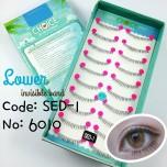 ขนตาปลอมล่างแกนเอ็นรหัส SED1