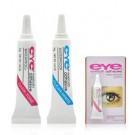 กาวติดขนตาปลอมยี่ห้อ EYESสีขาว